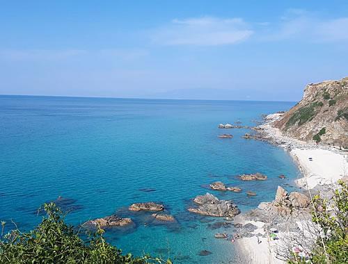Spiagge di Zambrone
